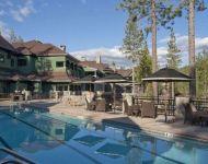 Martis Camp Lodge Pool