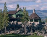 Martis Camp Lodge