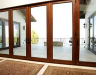 AG Millworks 18-Foot 3R3L Bifold System-Doors Closed